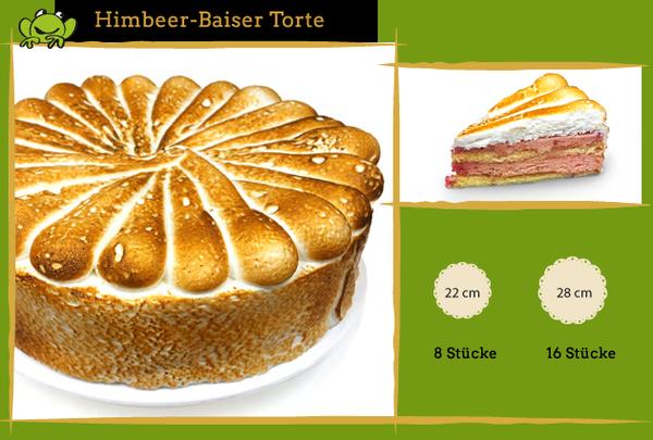 Himbeer-Baiser