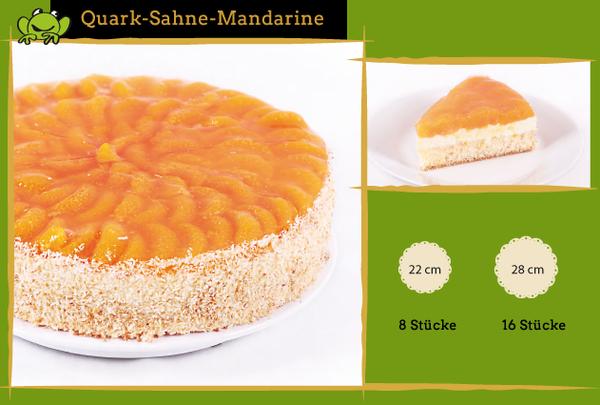 Quark-Sahne-Mandarine