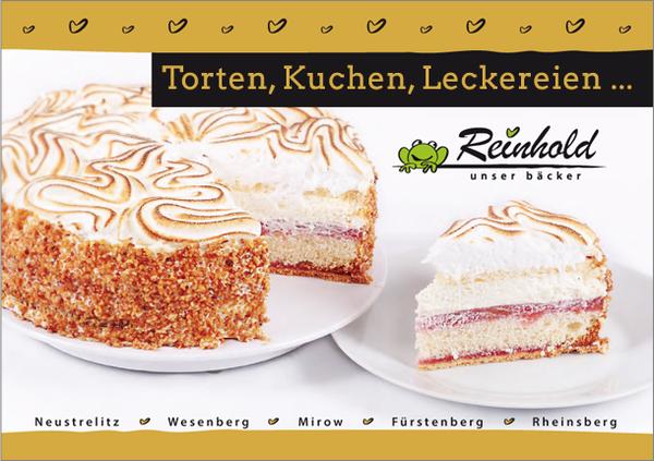 Bäcker Reinhold Download - Torten, Kuchen. Leckereien ...
