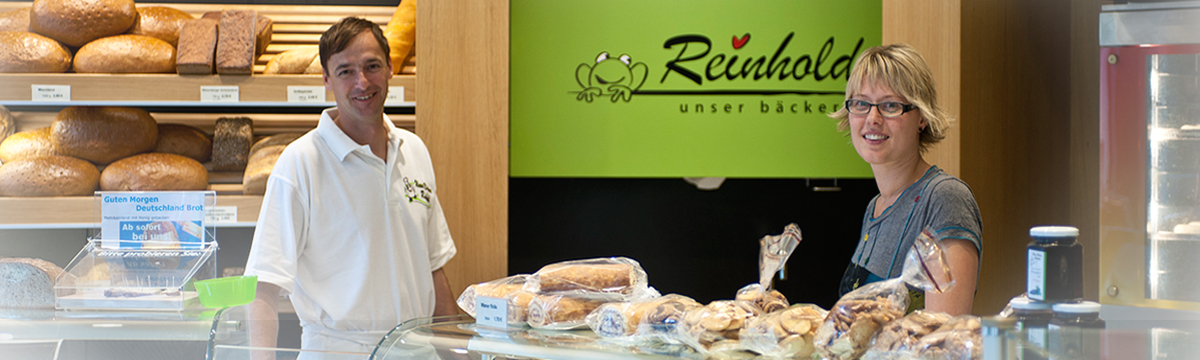 Unser Bäcker Reinhold