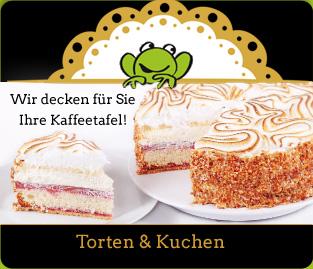 Kuchen, Torten & Leckereien
